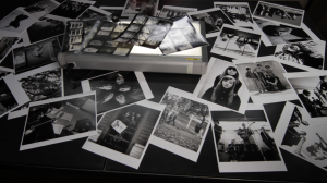 Inside Jini Dellaccio's Archive -  filming Her Aim Is True